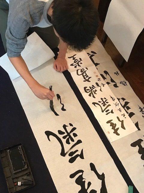 小林綾花書道教室画像5