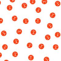 全書芸ロゴ画像水玉