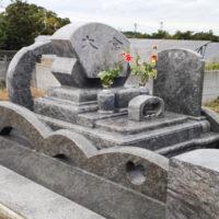 大倉谷山墓画像