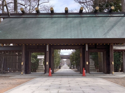 12_帯廣神社参道