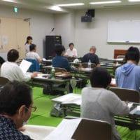 全日本書芸文化院主催東京書道講習会写真
